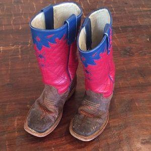 d3b9e8384ba Olathe Toddler Marvel Spider-Man cowboy boots